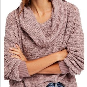 """Free People """"by your side"""" sweater"""